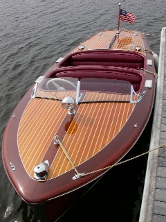 Classic Vintage Antique Wooden Boats for sale brokerage ...