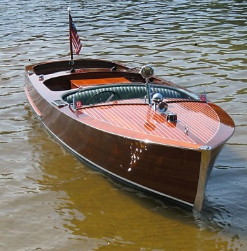 how to build a mini wooden boat